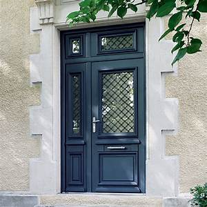 Tringle Porte D Entrée : porte d 39 entr e aluminium ~ Premium-room.com Idées de Décoration
