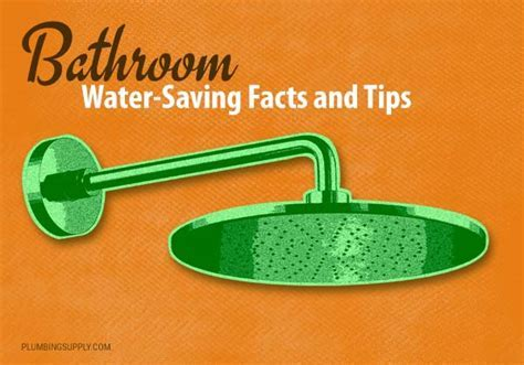 Help Conserve Natural Resources with Water Saving Plumbing