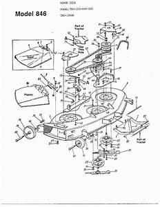 Huskee Lawn Mower Parts Schematic