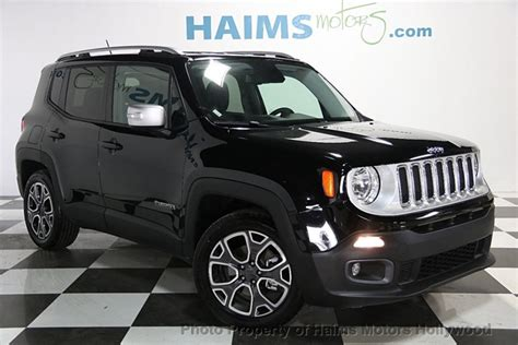 jeep renegade limited upcoming car redesign info