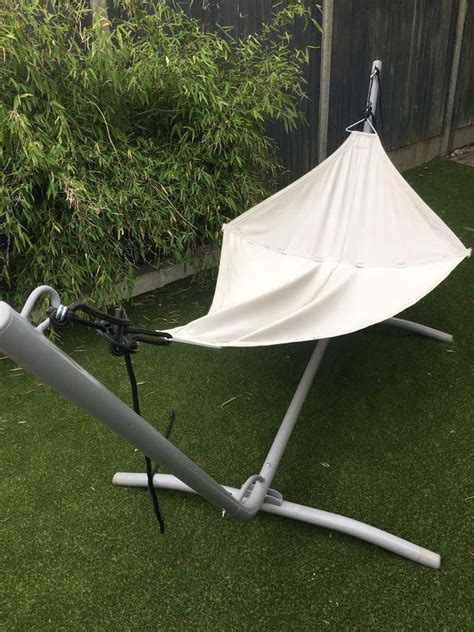 Dyning Hammock by Ikea Dyning Hammock And Garo Frame In Whitstable Kent
