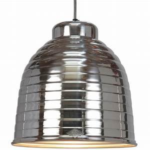 Lampe Industrial Style : voluminous pendulum lamp in industrial style ripple casa lumi ~ Markanthonyermac.com Haus und Dekorationen