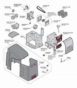Lift Master Commercial Door Wiring Diagram