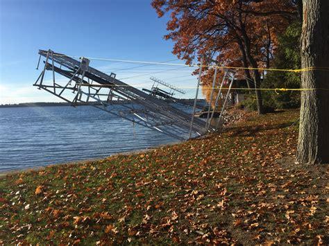 Up Boat by Aluminum Lift Up Lift Up Step Docks R J Machine