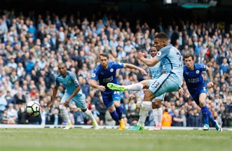 Manchester City 2-1 Leicester City: A tale of two ...