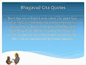 Bhagavad Gita Quotes - YouTube