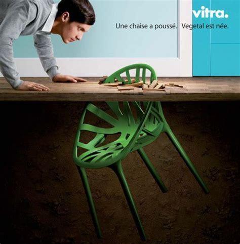 chaise vegetal chaise design vegetal par les frères bouroullec design