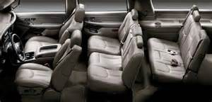 Six Seat Suv With Captain Seats Autos Post