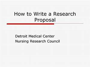 Creating a research proposal marketing dissertation pdf