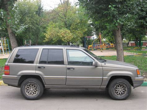 1995 jeep grand cherokee 1995 jeep grand cherokee pictures 4 0l gasoline