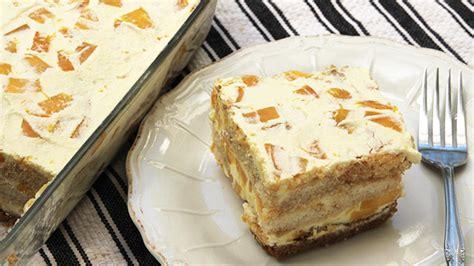 mango float freezer cake recipe