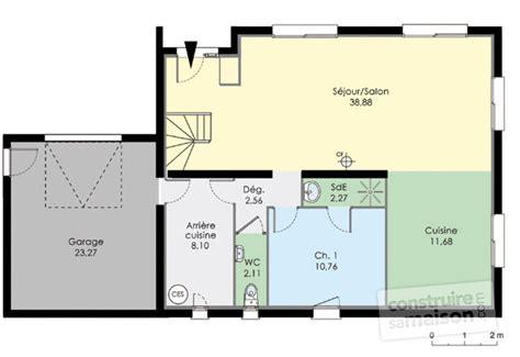 chambre du vide plans interieur de maison avec etage segu maison