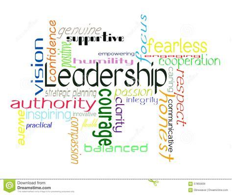 leadership stock illustration illustration  integrity