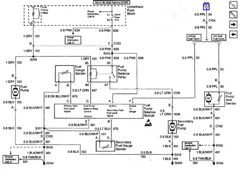 Need Wiring Diagram For Chevy Diesel Dual Tank System