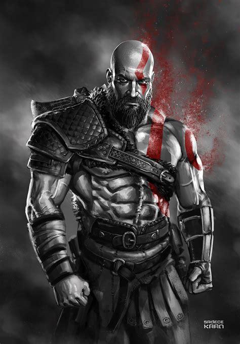 Old Kratos Vs Som Talion Battles Comic Vine
