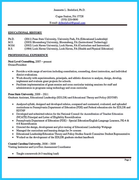 Corporate Resume by Brilliant Corporate Trainer Resume Sles To Get