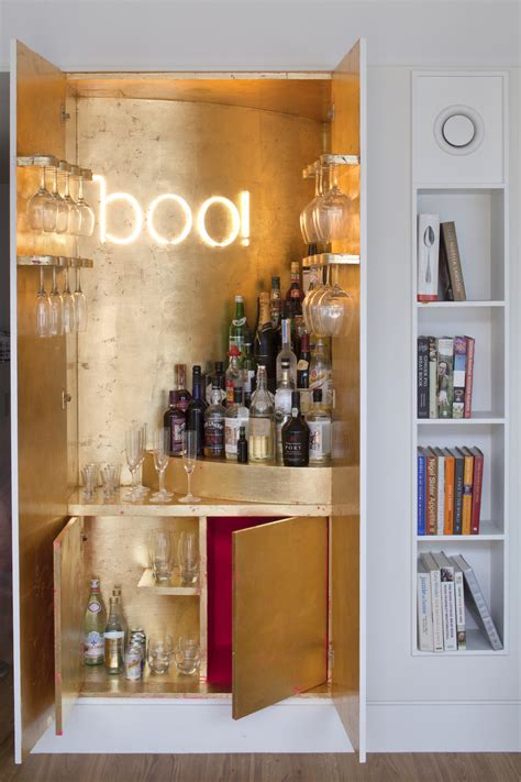 Bar Ideas by These Home Cocktail Bar Ideas Are For The Season
