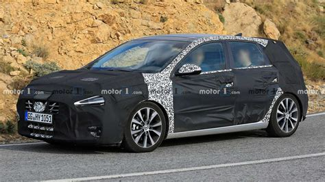 The i30 n is fast and precise.it gives a good sensation, similar to a race car.like my wrc car, the i30 n is all about performance. 2021 Hyundai i30 Facelift Spied With New Headlights