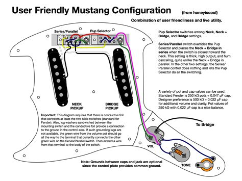 shortscale view topic  designed   mustang setup