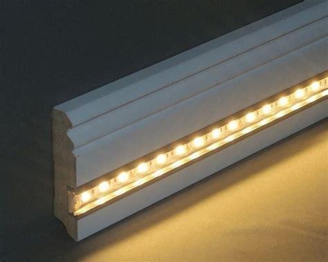 Sockelleisten Mit Led Beleuchtung licht sockelleisten lichtleisten leds led