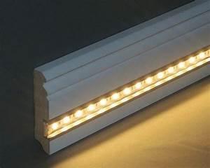 Led Profil Aussen : licht sockelleisten lichtleisten leds led beleuchtung aluminium profile komplettsets ~ Markanthonyermac.com Haus und Dekorationen