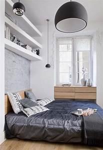 Schlafzimmer Für Kleine Räume : die besten 25 kleine r ume mit farben gestalten ideen auf pinterest gute ideen f r kleine ~ Sanjose-hotels-ca.com Haus und Dekorationen