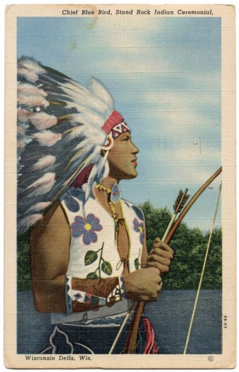 98 Best Images About Native American Indian Postcards On