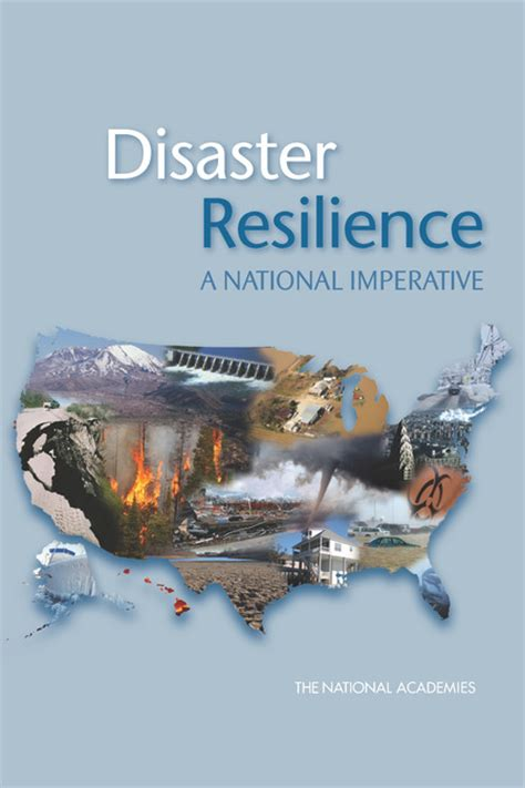 disaster resilience  national imperative  national