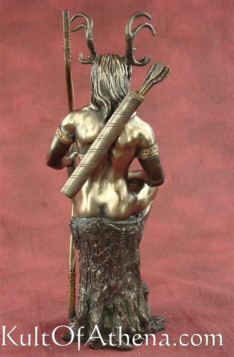 pt cernunnos herne statue