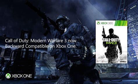 mw modern warfare    compatible  xbox