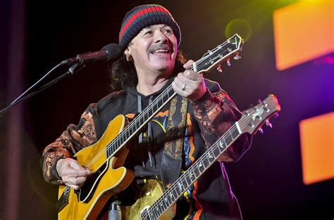 Carlos Santana To Perform National Anthem For Game 2 Of