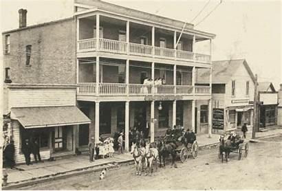 Historical King Pincher Creek Hotel Edward Alberta