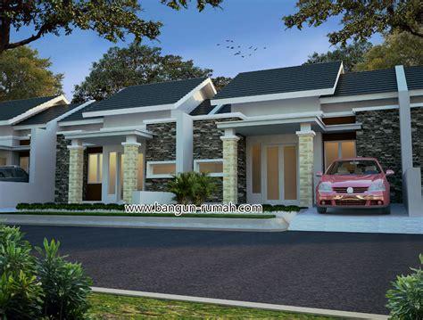 desain rumah  lantai  lahan     desain rumah
