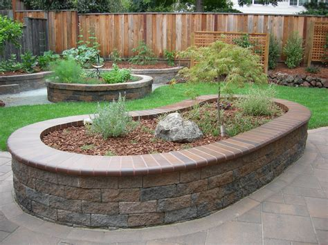raised bed landscaping raised beds concrete pavers container gardening pinterest concrete pavers raised bed