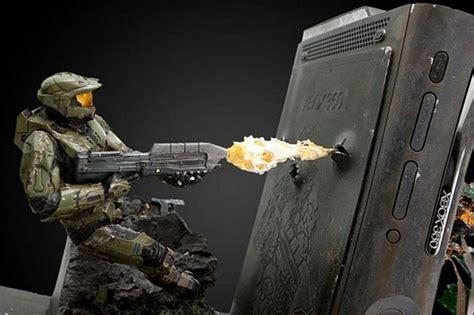 Amazing Halo Xbox 360 Case Mod Pics Global Geek News