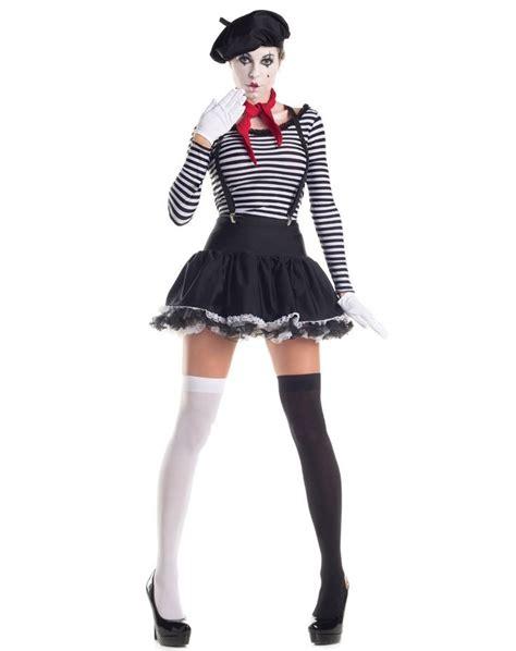 disfraz para adulto mimo mujer au1epw 5108 MLM4945093297
