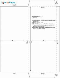 templates to make envelopes lovetoknow With 5x7 envelope printing template