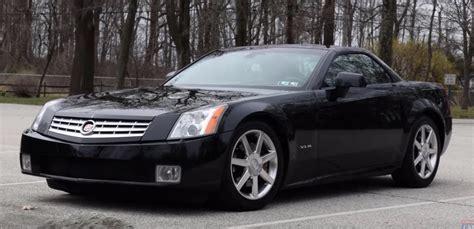 2005 Cadillac Xlr by 2005 Cadillac Xlr Regular Car Review Gm Authority