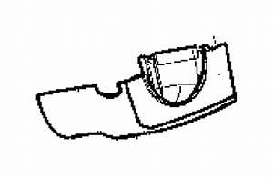 2008 Dodge Ram 4500 Shroud  Steering Column  Trim   All Trim Codes  Color   Gray  Lt Graystone