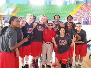 NetScouts Basketball Women's USA All-Stars Romp Over ...