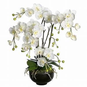 Künstliche Pflanzen Wie Echt : deko k nstliche topf orchidee 96 cm hoch dekoration bei ~ Michelbontemps.com Haus und Dekorationen