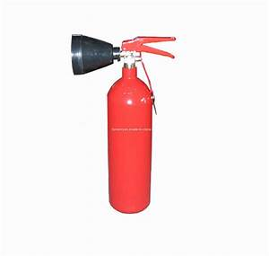 China 2kg Carbon Dioxide Fire Extinguisher - China 2kg ...