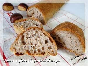Recette Pain Sans Gluten Four : recettes de pain sans gluten ~ Melissatoandfro.com Idées de Décoration