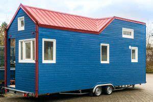 Tiny Häuser Auf Räder by Rolling Tiny House Gewerbliche Angebote Das Tiny House