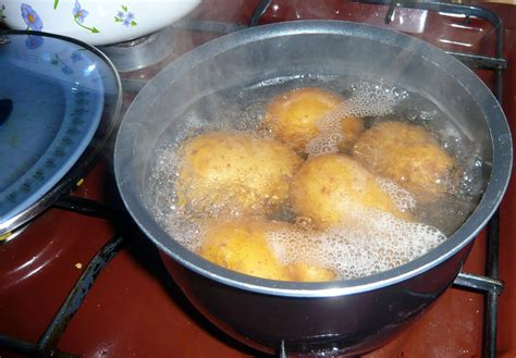 how for potatoes to boil boiling potatoes