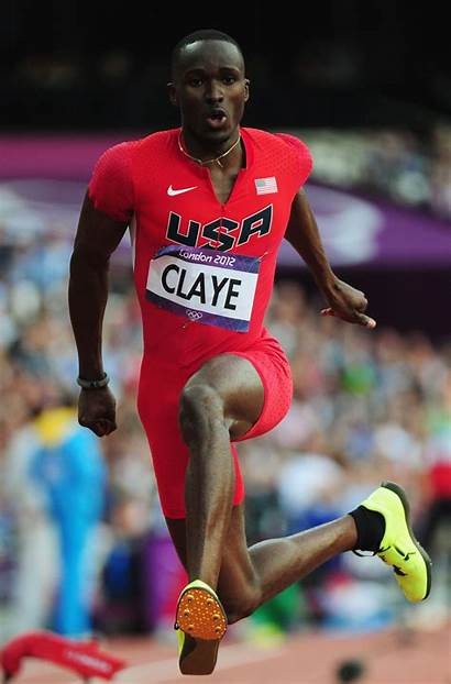Claye Jump Triple Athletics Olympics Jumper Tips