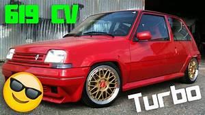 Recopilaci U00f3n De Sonidos Renault 5 Gt Turbo