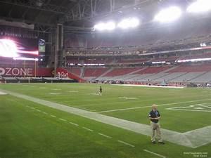 State Farm Stadium Section 123 Arizona Cardinals