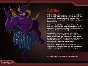 Culex Super Mario RPG Contest Minecraft Skin