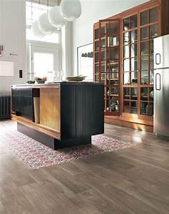 Carreaux De Ciment Pvc : sol en pvc le confort dans toute la maison marie claire ~ Teatrodelosmanantiales.com Idées de Décoration